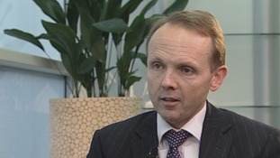 SSE's incoming chief executive Alistair Phillips-Davies