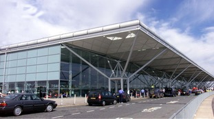 """London Stansted was told that they """"need improvement"""" by the CAA."""