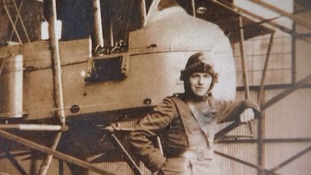 Charles Lockwood Turnbull was just 19 when he began flying.