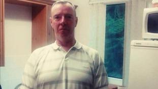 Richard Gerard Scullion Banbridge murder