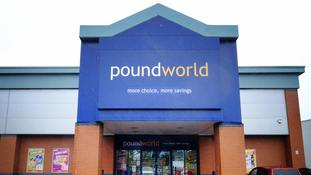 Thousand jobs to be axed as 80 more Poundworld stores close