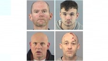 "25 years for gang who carried out ""vicious"" burglary and robbery spree"