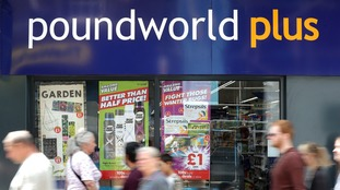 Poundworld had been operating with 335 stores and around 5,100 staff before it went bust last month.