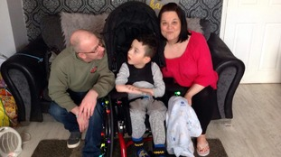 'He could die and all for a £36 bottle of medicine' - Charlie Jones suffers up to 80 seizures a day
