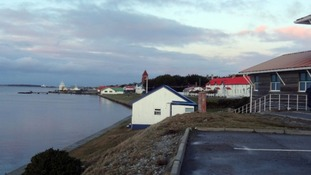 Stanley, Falkland Islands.