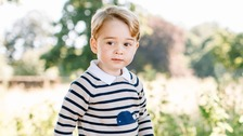 Prince George started at Thomas's Battersea school, in south-west London, last year.