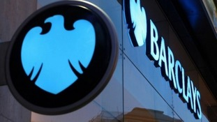Barclays signage