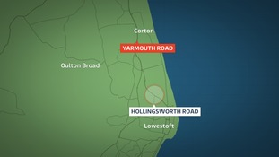 15-year-old arrested after serious sexual assault in Suffolk