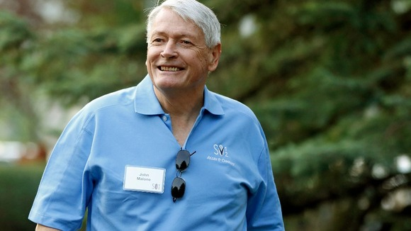 Chairman of Liberty Media, John Malone