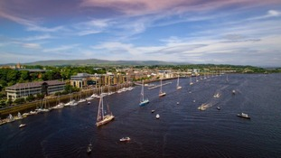 Final preparations in place as Londonderry set for Maritime festival