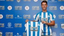 Huddersfield Town sign World Cup winning defender Erik Durm