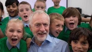 Jeremy Corbyn wants trade unionism to be taught in schools.