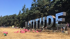 More than 100,000 are expected to attend the annual Latitude Festival in Suffolk.