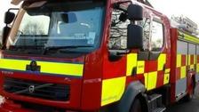 Pupils' coursework destroyed in east Belfast arson