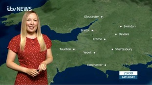 Phillipa Drew has you West Weather forecast