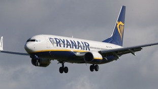 Passengers left 'bleeding from ears' after Ryanair flight loses cabin pressure