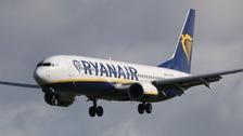 Passengers 'bleeding from ears' after Ryanair flight loses pressure