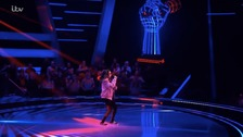 'One Love Manchester' teen wows judges on The Voice