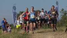 Hundreds take part in Jersey Round Island Challenge
