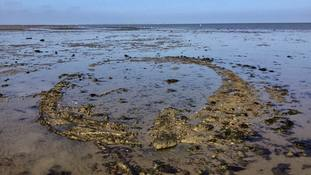 Medieval shipwreck discovered on Kent mudflats given protection