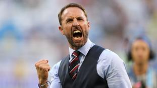 Southgate Tube station will be branded Gareth Southgate from Monday morning.