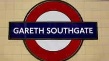 Tube station renamed in England manager's honour