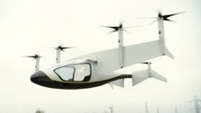Rolls-Royce unveils 250mph 'flying taxi'