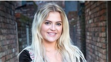 Corrie's Lucy Fallon defends soaps dark storylines