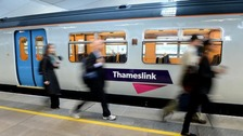Rail operator apologises as Thameslink timetable brings more disruption