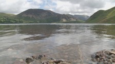 Man dies after 260ft fall in Lake District