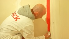How decorators with criminal records are inspiring young people