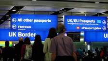 Brexodus as net migration from EU hits lowest level since 2013