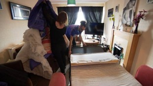 'We don't think it's fair that we should be here': A family's struggle in overcrowded housing