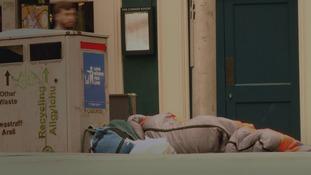 Hidden homelessness