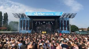 mutiny festival portsmouth