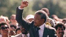 Nelson Mandela's prison letters chart struggle behind bars