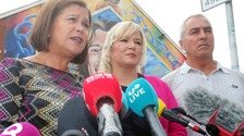 Sinn Féin to hold solidarity rally for Gerry Adams after attack
