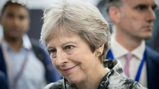 May capitulates to rebel Brexiter demands over Chequers plan