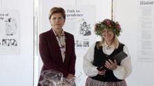 Latvian Ambassador visits Guernsey