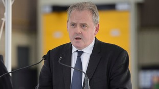 Defence Minister Guto Bebb resigned to vote against the Government.