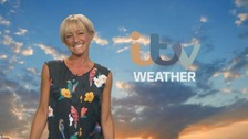 Wales Weather: Sunshine and the chance of a shower!
