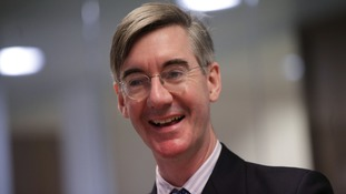Conservative MP Jacob Rees-Mogg is among the Brexit fundamentalists.