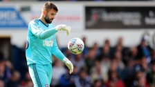 Ipswich Town fans donate to charity to mark 'keeper's new deal