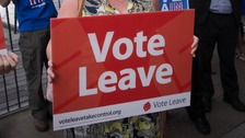 Vote Leave fined and referred to police for breaking electoral law