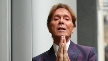 Sir Cliff Richard waits for judge's decision in court battle with BBC