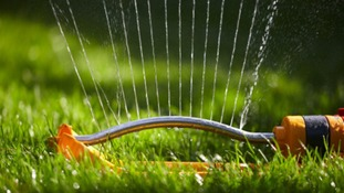 Severn Trent has issued tips to reduce water use, including not using sprinklers