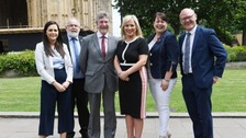 Rivals accuse Sinn Féin over Commons vote on Customs Bill