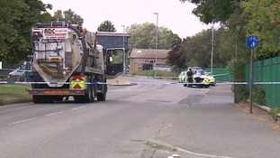 10-year-old boy who died in crash with lorry is named