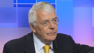 Sir John Major: May faces more 'hardline' rebels over Europe than I ever did - and they could spark an autumn election
