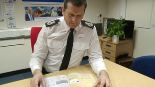 Chief Constable Gareth Wilson